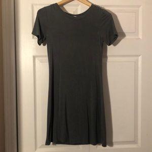 Women's light grey dress